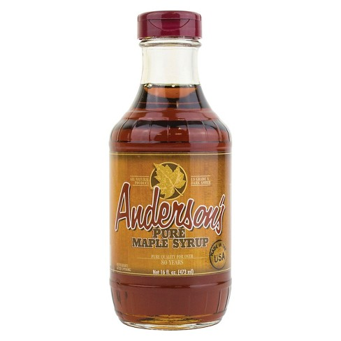 Anderson's Maple Syrup - 16 fl oz - image 1 of 2