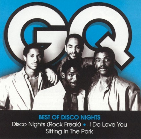 Gq - Best of disco nights (CD) - image 1 of 1