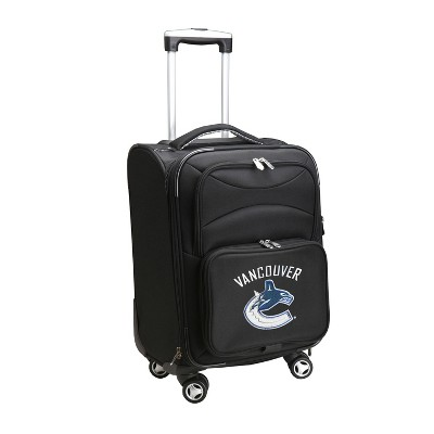 NHL Mojo Spinner Carry On Suitcase
