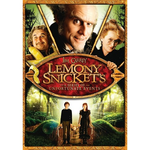 Lemony Snickets-Series Of Unfortunate Events (DVD) - image 1 of 1
