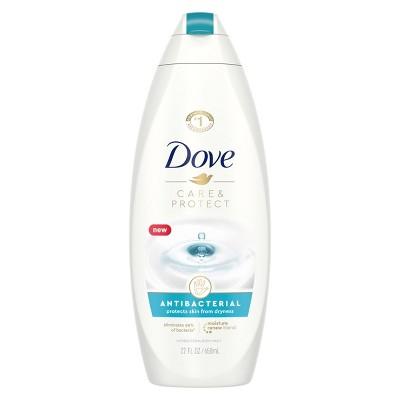 Dove Anti-Bacterial Body Wash - 22 fl oz