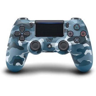 DualShock 4 Wireless Controller for PlayStation 4 - Blue Camo