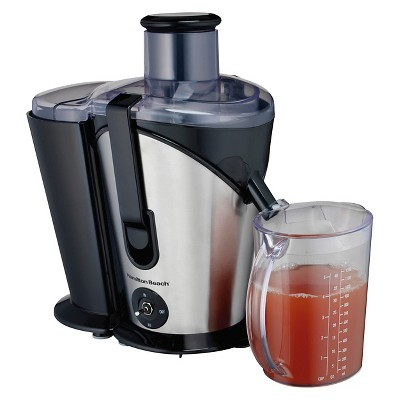Hamilton Beach 2 Speed Juice Extractor - Stainless 67750