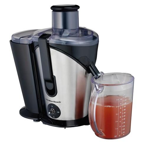 Hamilton Beach 2 Speed Juice Extractor - Stainless 67750 - image 1 of 4