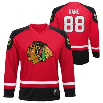 NHL Chicago Blackhawks Patrick Kane Jr. Boys' Jersey - XS