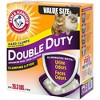 Arm & Hammer Double Duty Advanced Odor Control Clumping Cat Litter - 26.3lbs - image 3 of 3