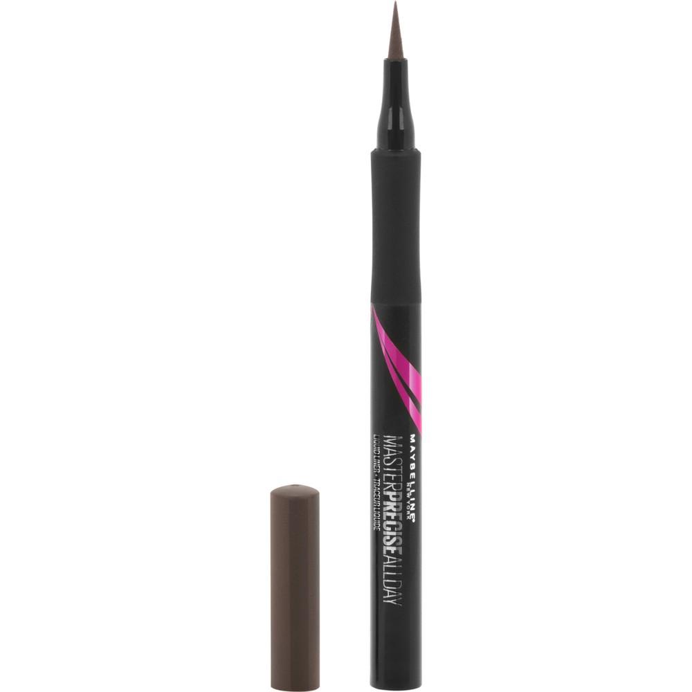 Maybelline Eye Studio Master Precise Ink Liner 111 Forest Brown 034 Fl Oz