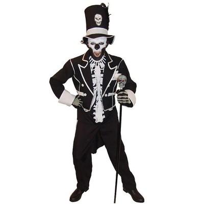 Angels Costumes Baron Samedi Adult Halloween Costume