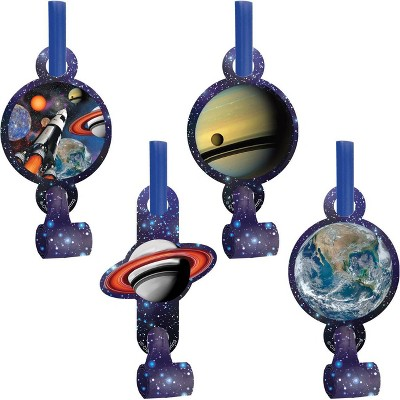 24ct Space Blast Party Blowers