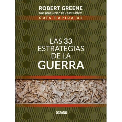 Gu�a R�pida de Las 33 Estrategias de la Guerra - 2 Edition by  Robert Greene (Paperback) - image 1 of 1