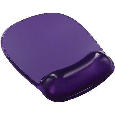 MyOfficeInnovations Gel Mouse Pad/Wrist Rest Combo Purple (18265) 811731