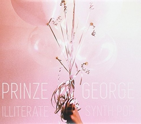 Prinze george - Illiterate synth pop (CD) - image 1 of 1