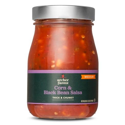 Corn & Black Bean Salsa Medium 16oz - Archer Farms™ - image 1 of 1