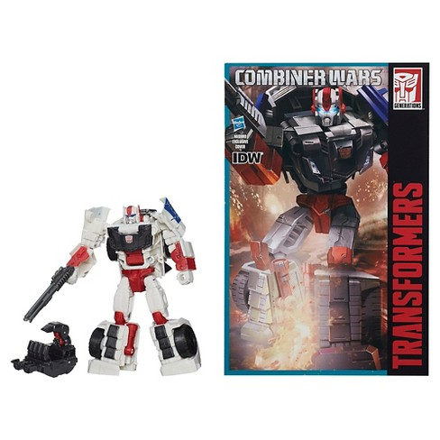 Transformers Generations Combiner Wars Deluxe Class Protectobot Streetwise Figure - image 1 of 10