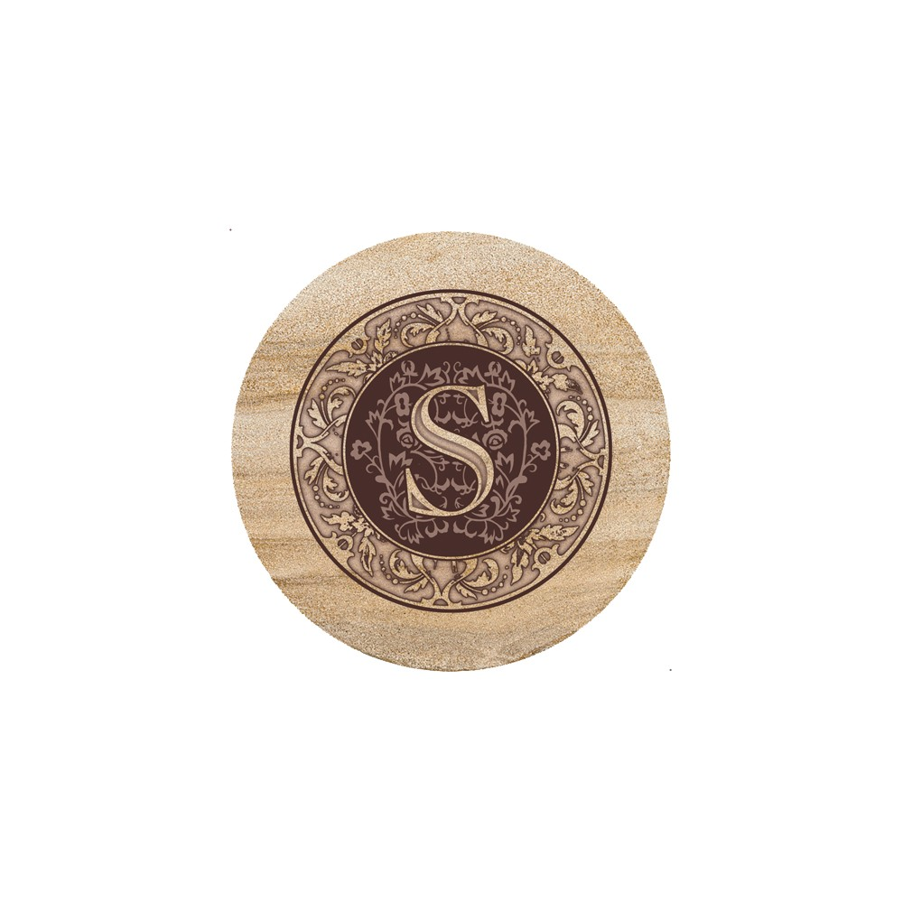 Thirstystone Monogram S Trivet