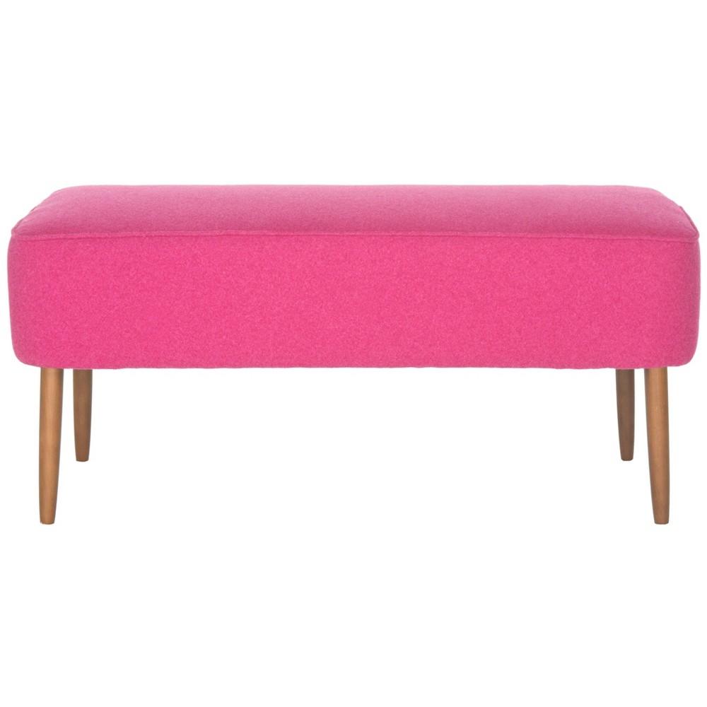 Bench - Berry (Pink) - Safavieh