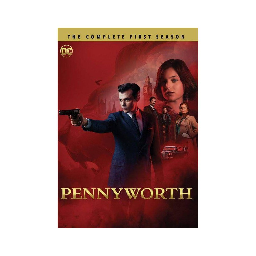 Pennyworth The Complete First Season Dvd 2020