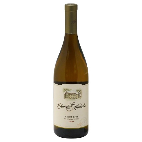 Chateau Ste Michelle® Pinot Gris - 750mL Bottle - image 1 of 1