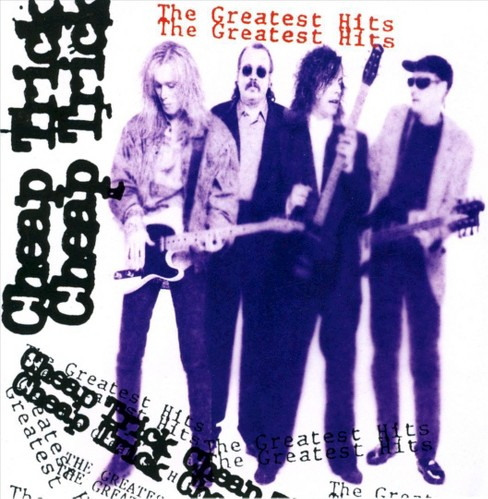 Cheap trick - Greatest hits (CD) - image 1 of 1