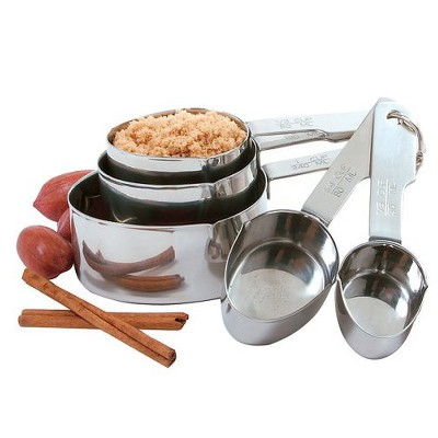 Norpro Stainless Steel 5-pc. Measuring Cup Set