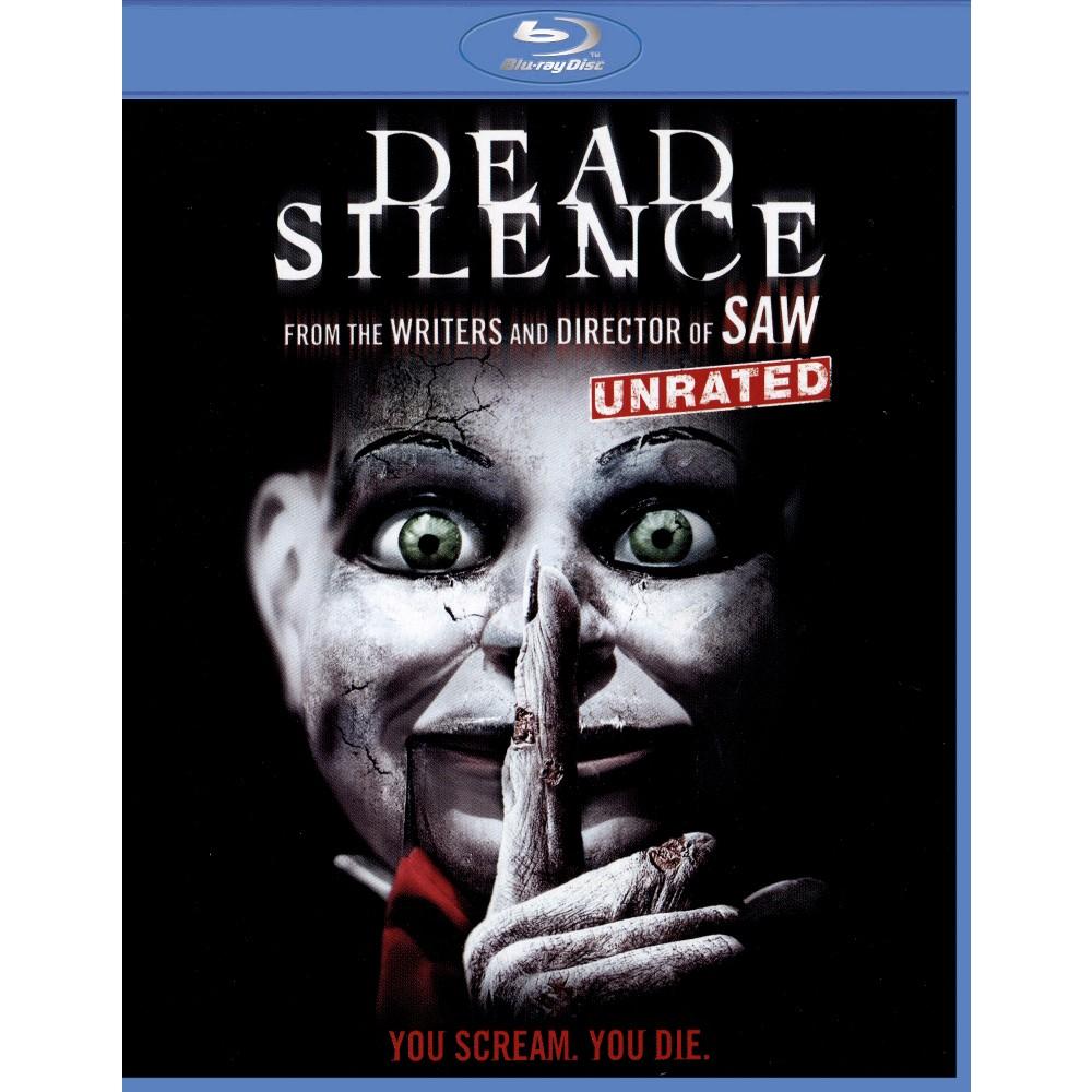 Dead Silence (Blu-ray), Movies