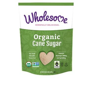Sugar & Sweetener: Wholesome Organic Cane Sugar