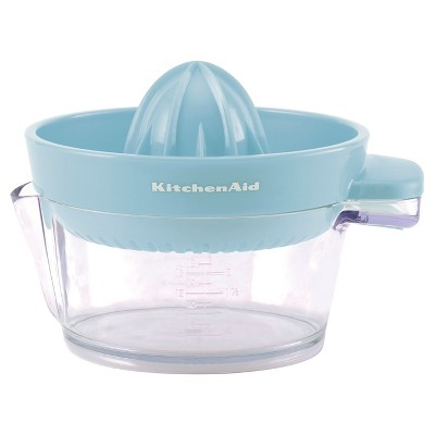 KitchenAid Juicer - Caribbean Aqua