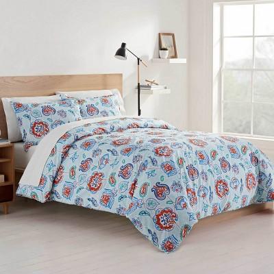 Color Solutions Dancing Jacobean Comforter Set - Martex