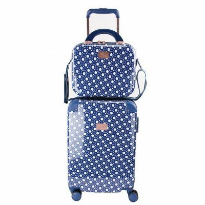 Chariot Travelware CHP-903 Dotty 2pc Luggage Set