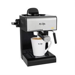 Mr. Coffee Steam Espresso and Cappuccino Maker BVMC-ECM17
