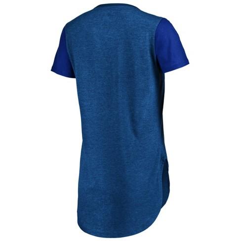 NFL Buffalo Bills Women s Smart Decision Notch Neck T-Shirt   Target 7d93c7301b