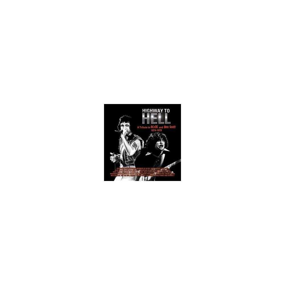 Various - Highway To Hell:Tribute To Bon Scott (CD)