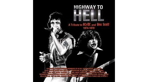 Various - Highway To Hell:Tribute To Bon Scott (CD) - image 1 of 1