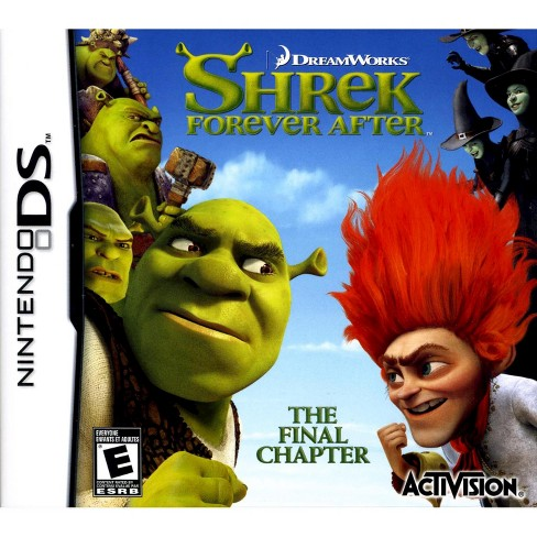 Shrek: Forever After The Final Chapter PRE-OWNED Nintendo DS - image 1 of 1