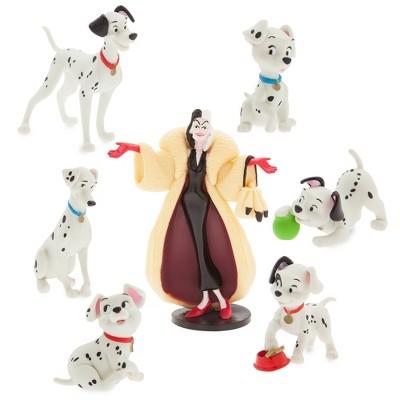 Disney 101 Dalmations Action Figure - Disney store