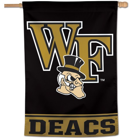 NCAA Wake Forest Demon Deacons Vertical Banner - image 1 of 1