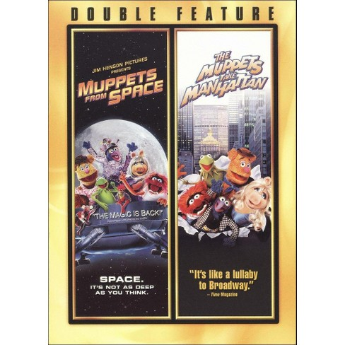 Muppets from Space/Muppets Take Manhattan [2 Discs] - image 1 of 1
