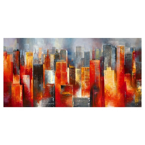 Art.com Metropolis Vista I by Georges Generali - Art Print - image 1 of 2