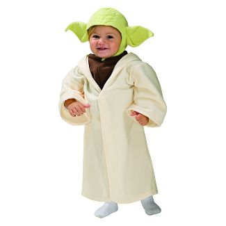 Toddler Star Wars Yoda Halloween Costume 2T-3T