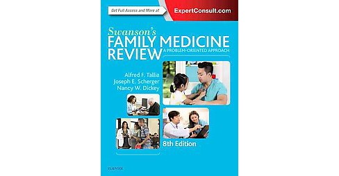 Swanson's Family Medicine Review : A Problem-Oriented Approach (Paperback) - image 1 of 1