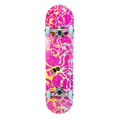 ReDo Skateboard Gallery Popsicle Cat Camo Skateboard