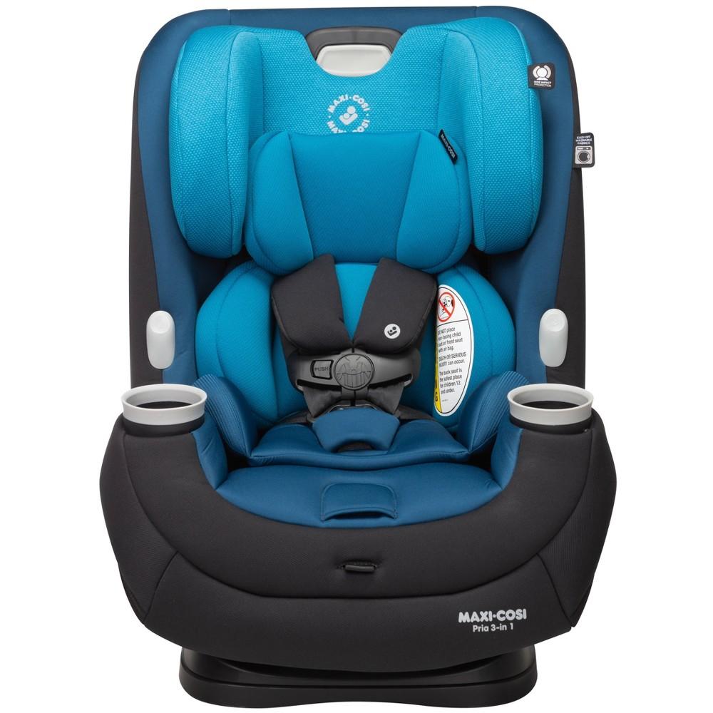 Maxi-Cosi® Pria™ 3-in-1 Convertible Car Seat in Black/Blue