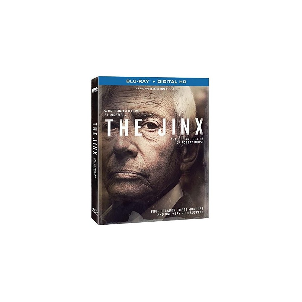 Jinx:Life And Deaths Of Robert Durst (Blu-ray)