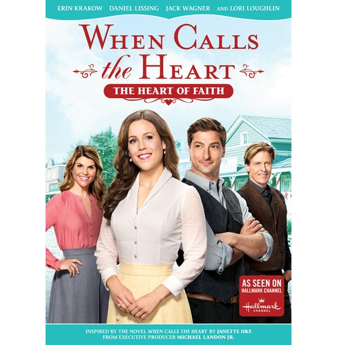 When Calls The Heart:Heart Of Faith (DVD) - image 1 of 1