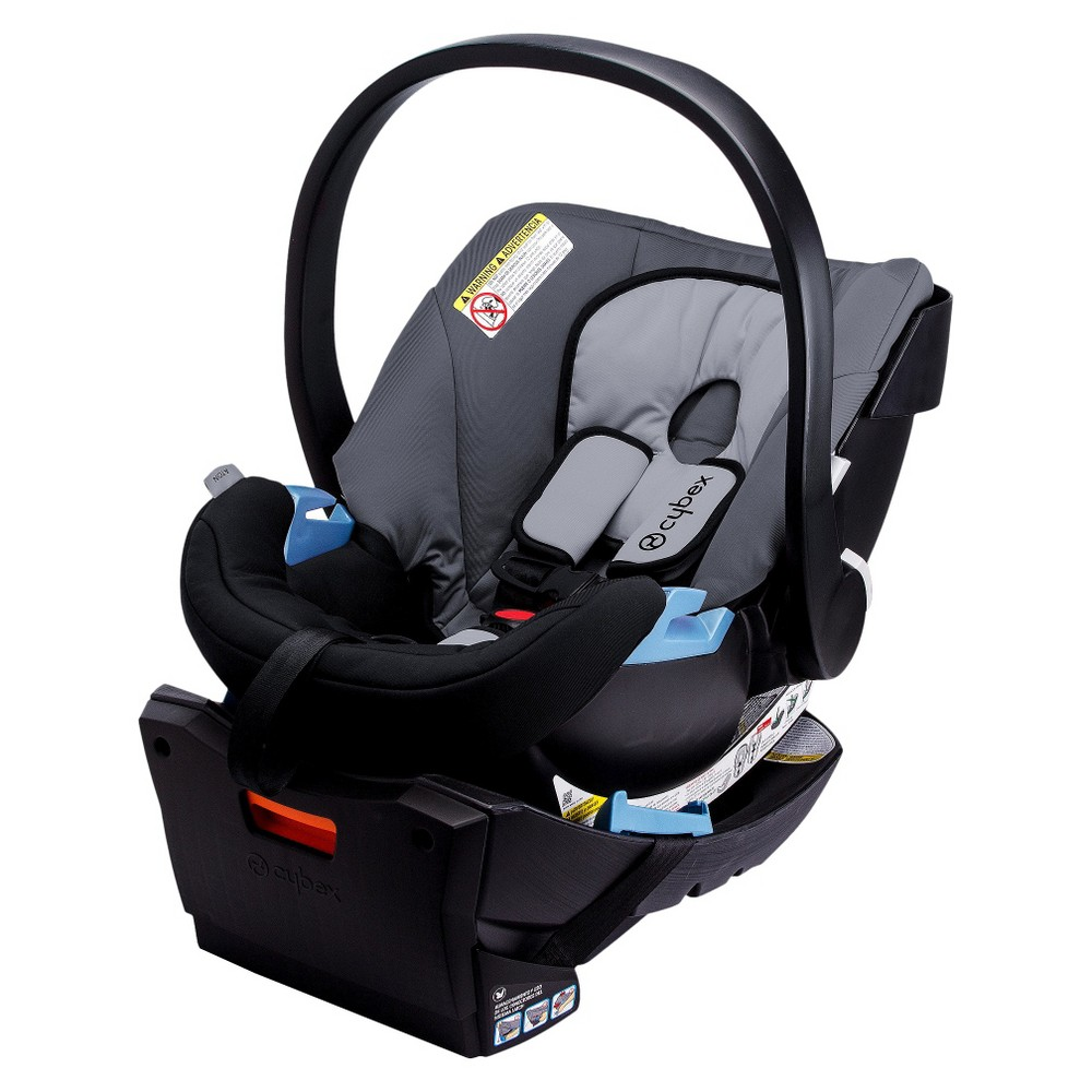 Cybex Aton Infant Car Seat and Base - Cobblestone