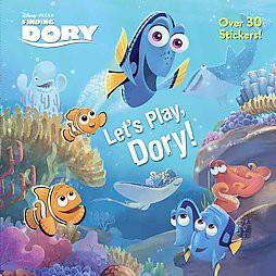 Let's Play, Dory! (Disney/Pixar Finding Dory) - (Pictureback(r)) by  Bonita Garr (Paperback)