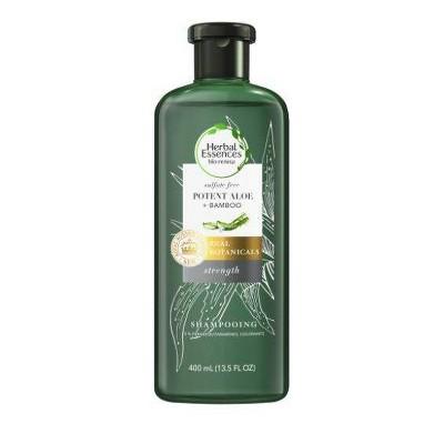 Herbal Essences bio:renew Bamboo + Potent Aloe Sulfate Free Shampoo Strength - 13.5 fl oz