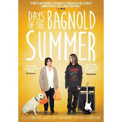 Days Of The Bagnold Summer (DVD)(2021)