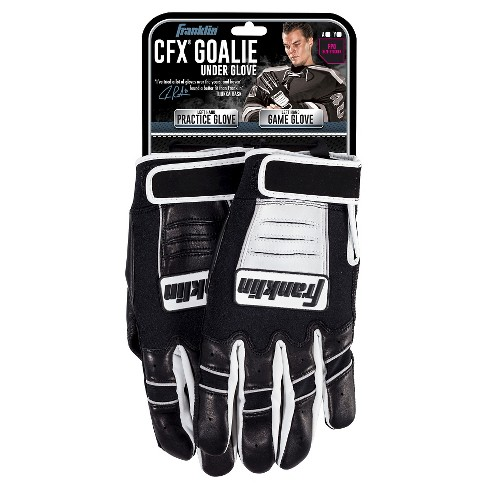 Franklin Sports Tuukka Rask Goalie Undergloves - Adult Small - image 1 of 5