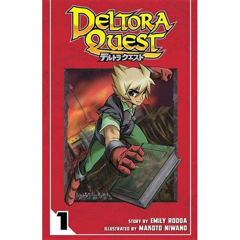 Deltora Quest, Volume 1 - (Deltora Quest Manga) by  Emily Rodda (Paperback) - image 1 of 1